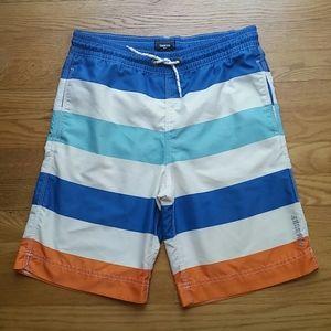 Size 12 boy Gap swim trunks
